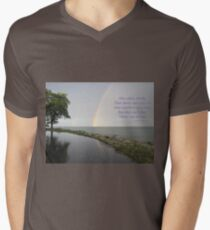 A Song of Rainbows Men's V-Neck T-Shirt