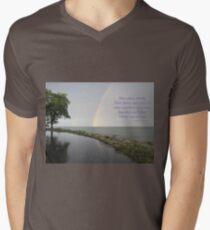 A Song of Rainbows Mens V-Neck T-Shirt