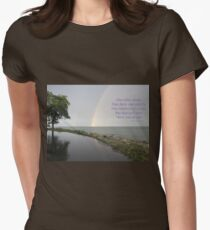 A Song of Rainbows Womens Fitted T-Shirt