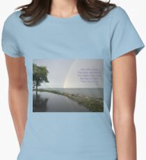 A Song of Rainbows Women's Fitted T-Shirt