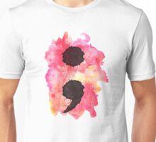 Project Semi Colon Unisex T-Shirt