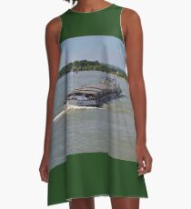 Barge Spero A-Line Dress