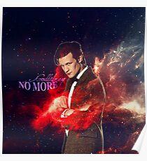 Gallifrey no more Poster