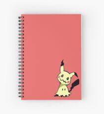 Mimikkyu Spiral Notebook