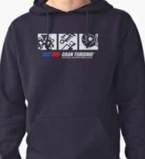 Tune Up Shop - Colored Pullover Hoodie
