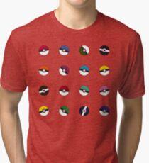 Pocket Balls Tri-blend T-Shirt
