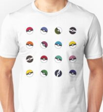 Pocket Balls T-Shirt