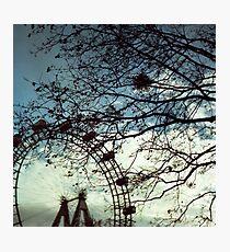 Prater, Wien Photographic Print