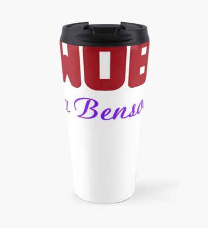 What would Olivia Benson do? WWOBD Travel Mug