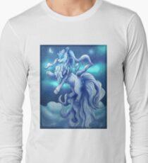 9c7bfbc8 Pokemon Alola Form Ninetales Long Sleeve T-Shirt