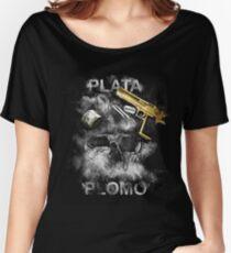 NARCOS STUFF Women's Relaxed Fit T-Shirt