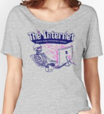 The Internet Women's Relaxed Fit T-Shirt