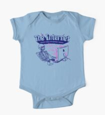 The Internet One Piece - Short Sleeve
