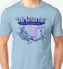 Das Internet Slim Fit T-Shirt