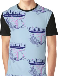 The Internet Graphic T-Shirt