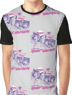 Mount Wolfmore Graphic T-Shirt