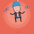Lets Dress…Boris Johnson Zip Wire by shufti