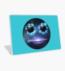 Smiley Face Duck Galaxy. VividScene Laptop Skin