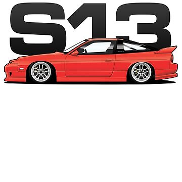 180sx Tuner - Flame Red Edition by 180sxclub