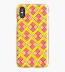 Battenburg iPhone Case