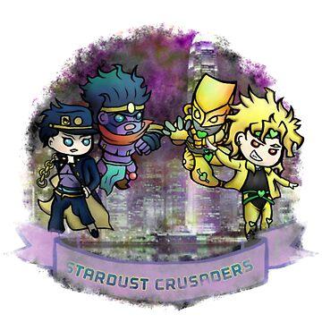 Stardust Crusaders   by Katastra