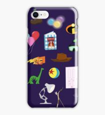 Movie elements iPhone Case/Skin