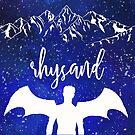 Rhysand ACOTAR by TheYABookaholic
