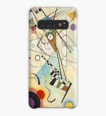 Kandinsky - Composition No. 8 Case/Skin for Samsung Galaxy