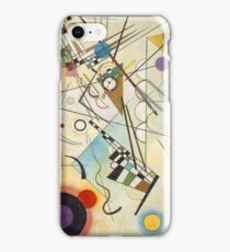 Kandinsky - Composition No. 8 iPhone Case/Skin