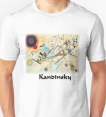Kandinsky - Composition No. 8 Unisex T-Shirt