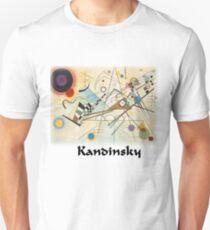 Kandinsky - Composition No. 8 T-Shirt