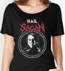 HAIL SAGAN Women's Relaxed Fit T-Shirt