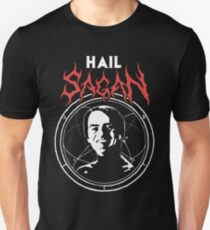 HAIL SAGAN Slim Fit T-Shirt