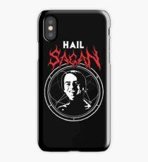 HAIL SAGAN iPhone X Case