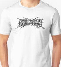 10 - Апосепсия (Technical Brutal Death Metal / Goregrind) Black logo T-Shirt