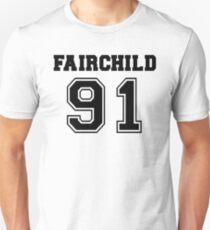 FAIRCHILD 91 - The Mortal Instruments - Shadowhunters Slim Fit T-Shirt
