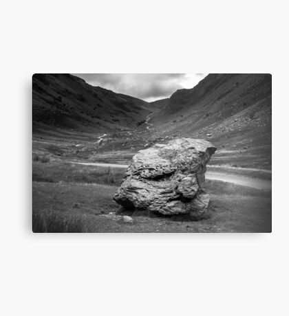 Honister Pass Lake District UK Metal Print
