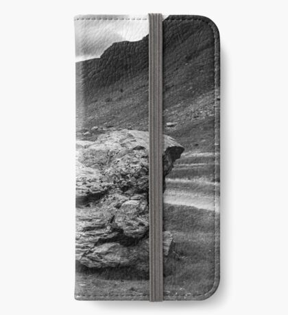 Honister Pass Lake District UK iPhone Wallet
