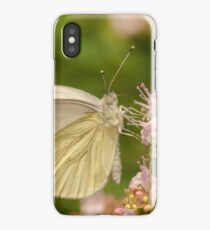 little white beauty iPhone Case