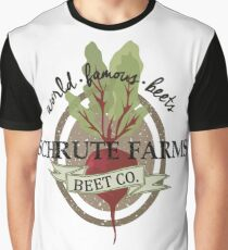 Schrute Farms - The Office Graphic T-Shirt