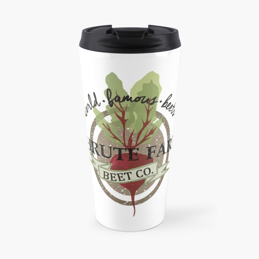 Schrute Farms - The Office Travel Mug