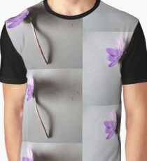 Flower in the Sun . Graphic T-Shirt