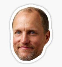 Woody Harrelson Sticker