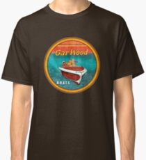 Gar Wood vintage wooden boats USA Classic T-Shirt