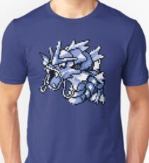 Gyarados - Pokemon Red & Blue Unisex T-Shirt