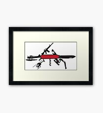 Multi-Tool Tee Shirts and More Framed Print
