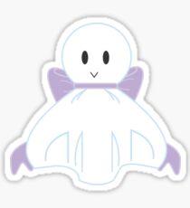 Purple Teru Teru Bozu Sticker