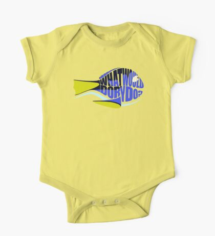 What Would Dory Do? Kids Clothes