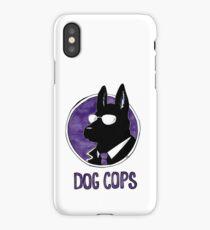 Dog Cops iPhone Case/Skin