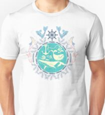 The Paradise: Whales world T-Shirt